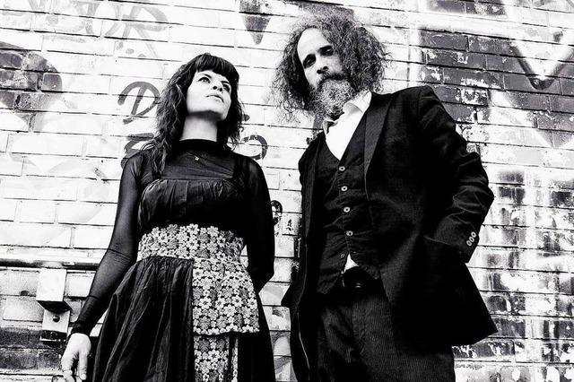 Sofakonzert mit Rufus Coates and The Blackened Trees aus Irland
