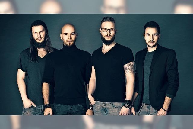 Demorian aus Karlsruhe mit neuem Album