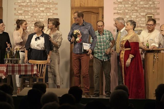 Theatre Alsacien de Mackenheim in Wyhl