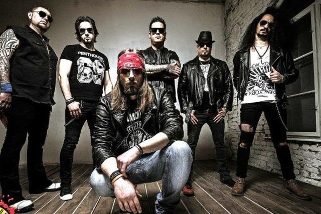 Cover Bands: Guns'N'Roses, Metallica, Aerosmith und Queen zu Gast in Müllheim