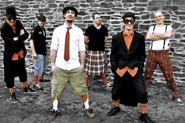 Band Outrage gibt Konzert im Wasserwerk Lörrach