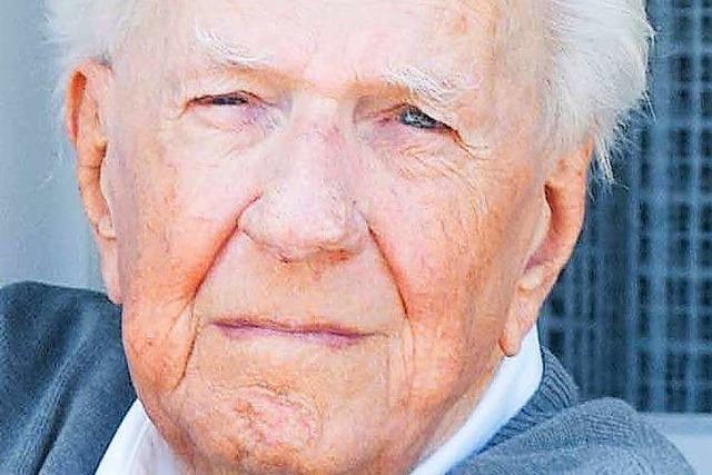 Karl Kummle, Gründer des Möbelmarkt Dogern, ist tot