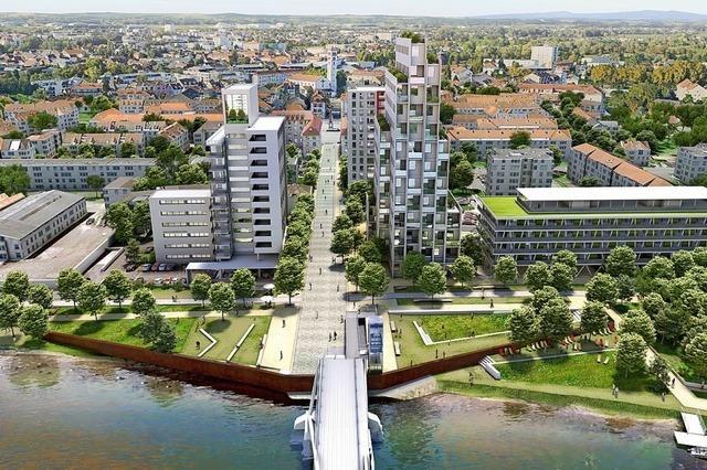 Rheinufer-Bebauung wird konkret