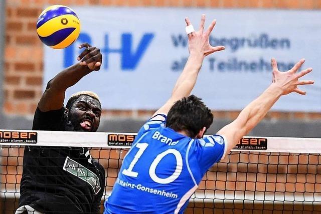 Für ihn ist Volleyball wie ein Tanz – Paul Botho sucht den Groove