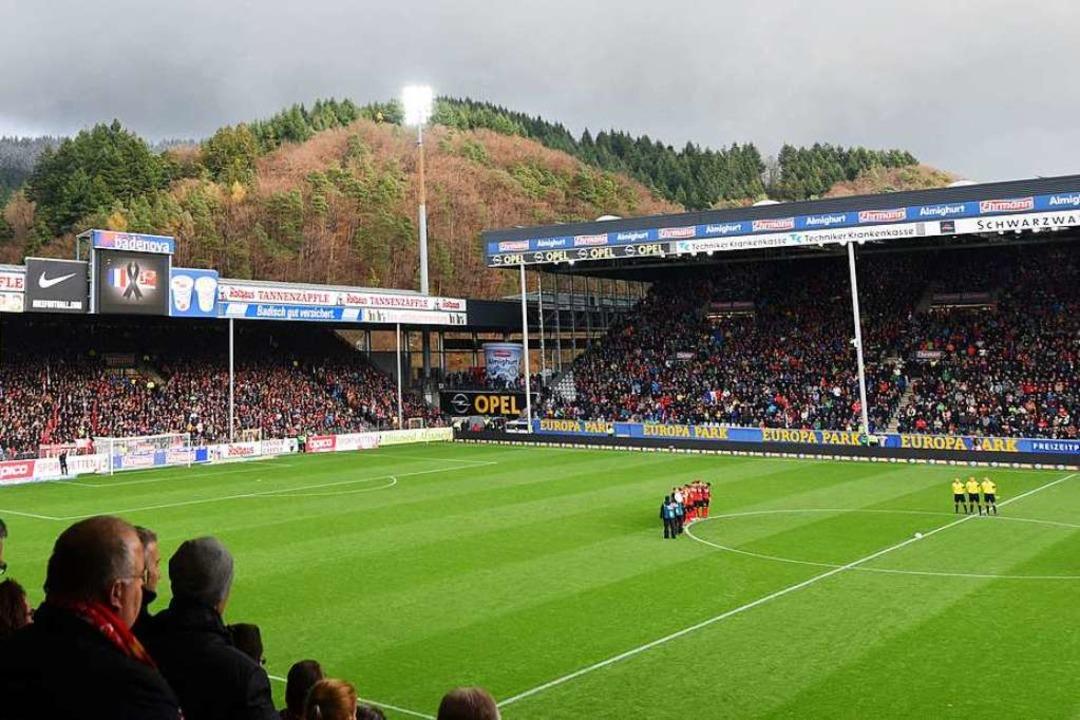 Was passiert mit dem Schwarzwaldstadion, wenn der SC auszieht?  | Foto: dpa