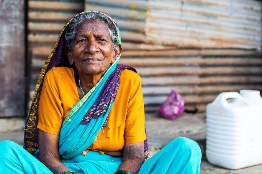 14.000 Fotos hat Carlotta Huber auf ihren Indien-Reisen gemacht.  | Foto: Carlotta Huber