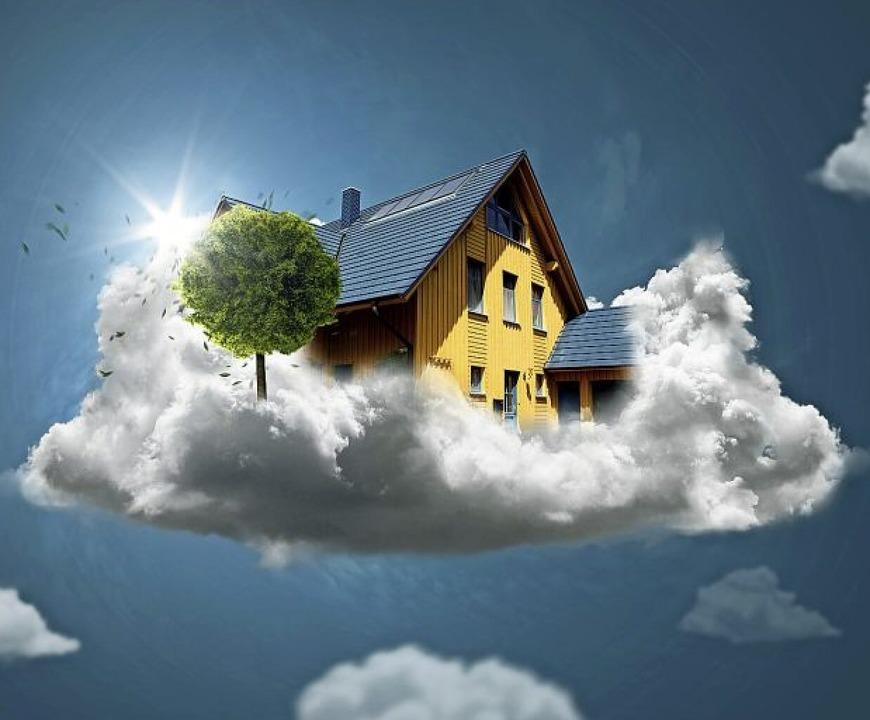 Damit der Traum vom eigenen Heim mögli...rundlegende Vorkehrungen  zu treffen.   | Foto: lassedesignen (stock.adobe.com)