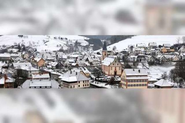 Das Bergdorf feiert: 800 Jahre Schweighausen