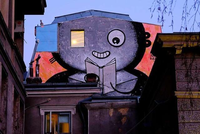 Was ist Street-Art?