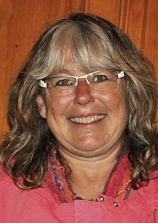 Gudrun Deinzer, Vorsitzende des Folktreff   | Foto: mhw