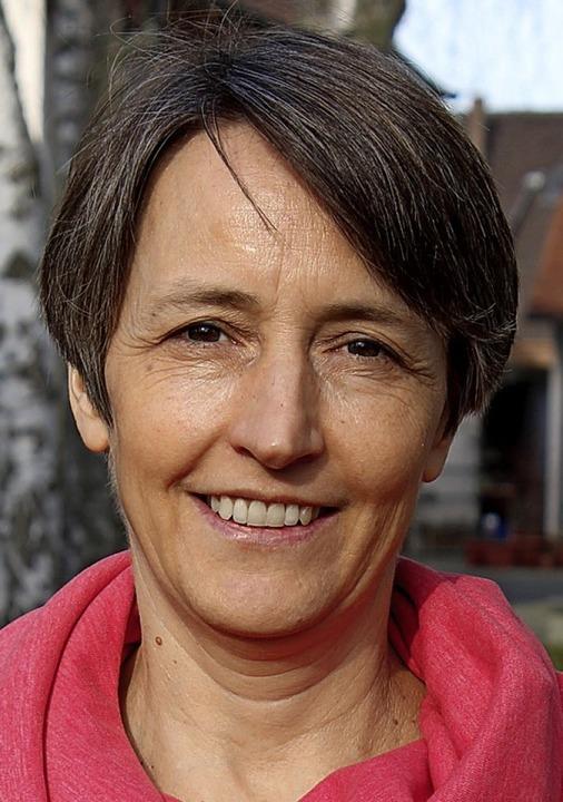 Simone Flamm vom Kindergottesdienstteam   | Foto: A. Sindlinger