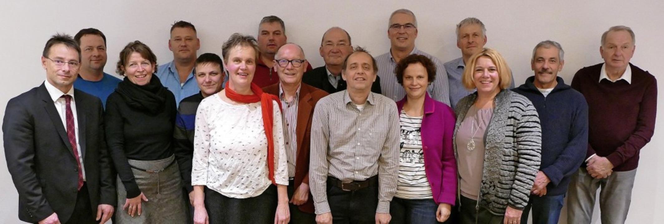 Die CDU hat ihre Kandidaten für die Ko... und geht mit ihnen in den Wahlkampf.   | Foto: Tanja Bury