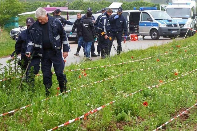 Ohrenzeugin hat den Mord am Erdbeerstand bei Offenburg gehört