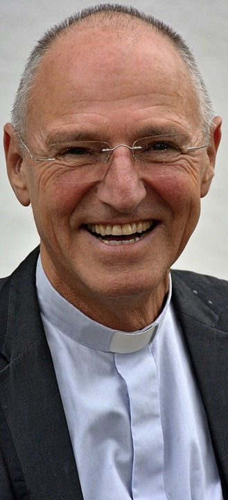 Pfarrer Walter Baßler   | Foto: Lauber
