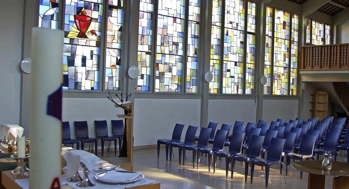 Die Johannes-Kirche war acht Jahre der...ßler, nur wird sie zur jungen Kirche.   | Foto: Lauber