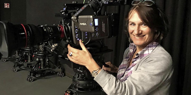 Jutta Tränkle hat einen Dokumentarfilm...lzach und Mamoiada/Sardinien gedreht.   | Foto: Privat