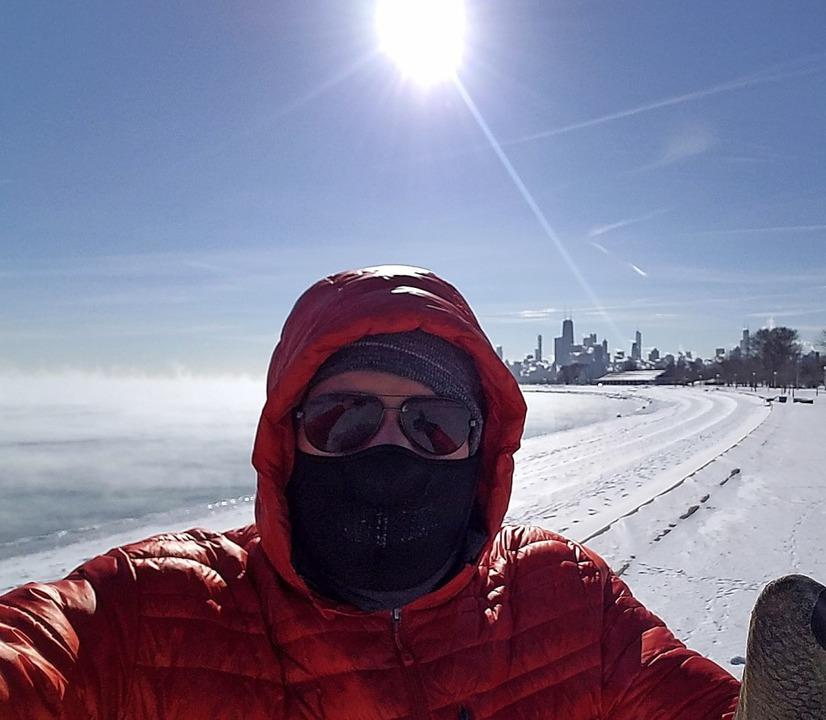 Nein, Alexander Ruh aus Elzach ist nic...te – im Hintergrund die Skyline.  | Foto: Privat