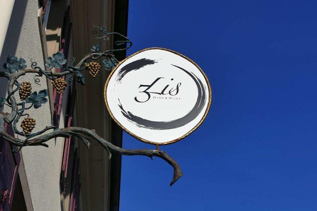 Trois Lis: Das Restaurant reiht sich e...volle  Geschichte der Lilie in Laufen.  | Foto: Konrad Mayer