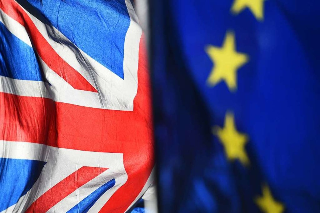 Unternehmen siedeln aus Großbritannien in die Niederlande über.  | Foto: dpa