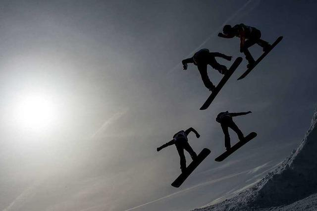 Team-Weltcup am Feldberg wegen Orkanböen abgesagt