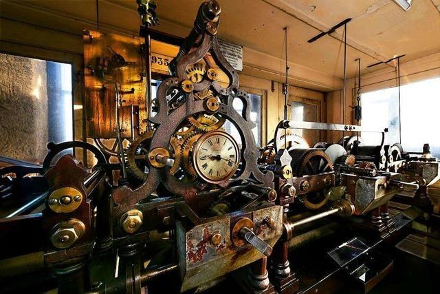 An der Johanneskirche ist das Uhrwerk seit 119 Jahren im Einsatz