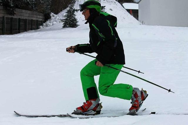 Telemarkskifahren gewinnt wieder an Bedeutung