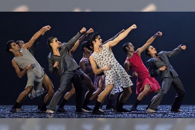 Aterballetto mit Choreografien zur Musik von Tom Waits, Patti Smith und Keith Jarrett