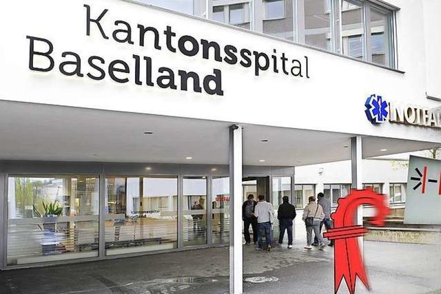 Die beiden Basel können ihre Kantonsspitäler nicht zusammenlegen