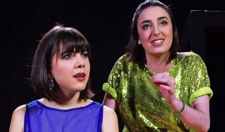 Hanna Martinec und Jessica Hargreaves  | Foto: Simon Sahner