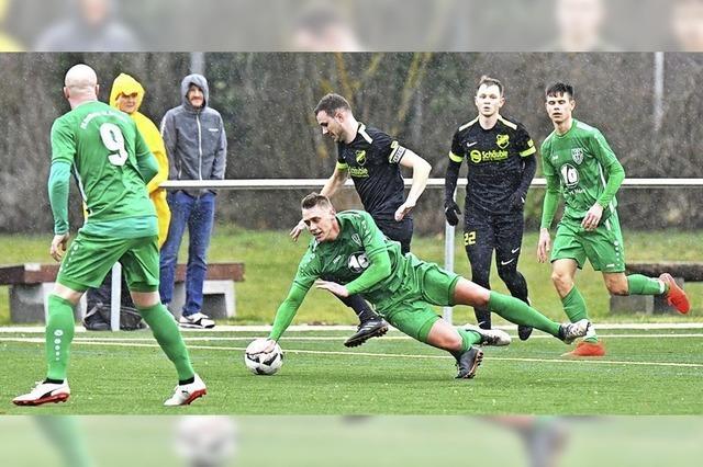 FC Freiburg-St. Georgen gewinnt Testspiel