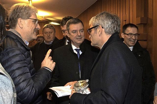 Martin Löffler bleibt Bürgermeister von Heitersheim