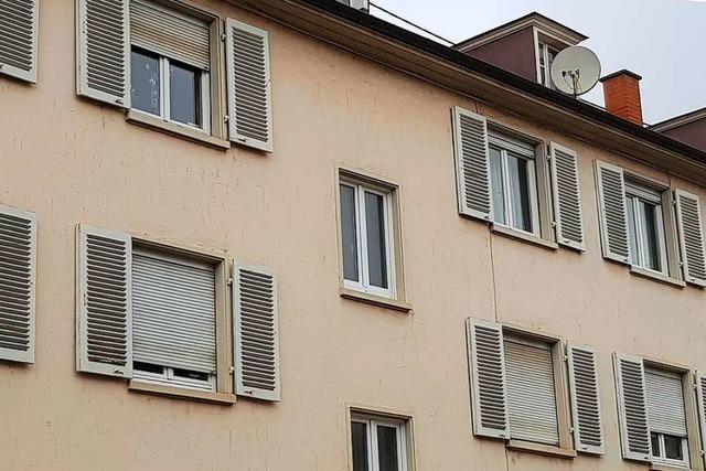 So will Emmendingen verhindern, dass Wohnraum zweckentfremdet wird