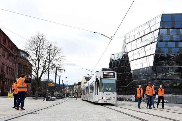 Der letzte große Schritt für den erfolgreichen Stadtumbau