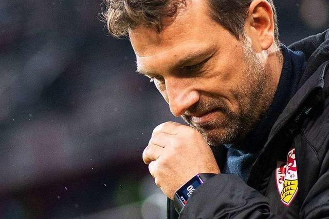 VfB Stuttgart weiter in der Krise – Was wird aus Trainer Weinzierl?