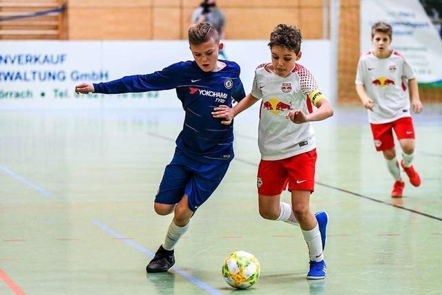 Die jungen Talente der europäischen Topclubs treffen in Lörrach und Weil aufeinander