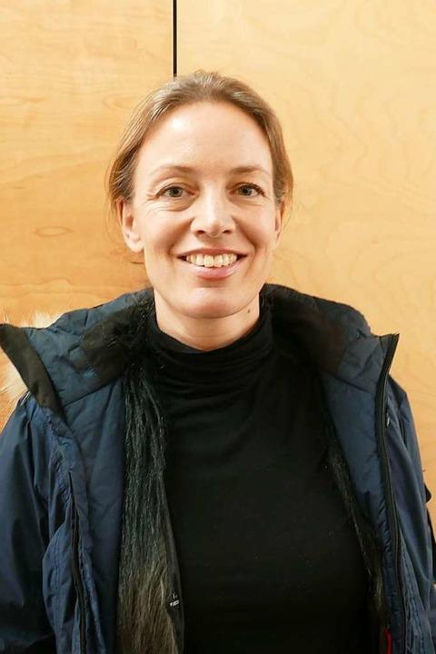 Elisabeth Adler-Gößmann    Foto: Julienne Rogg