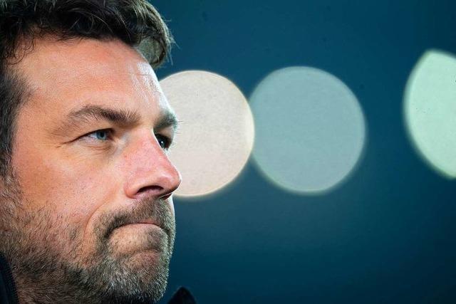 Markus Weinzierl bleibt Trainer beim VfB Stuttgart