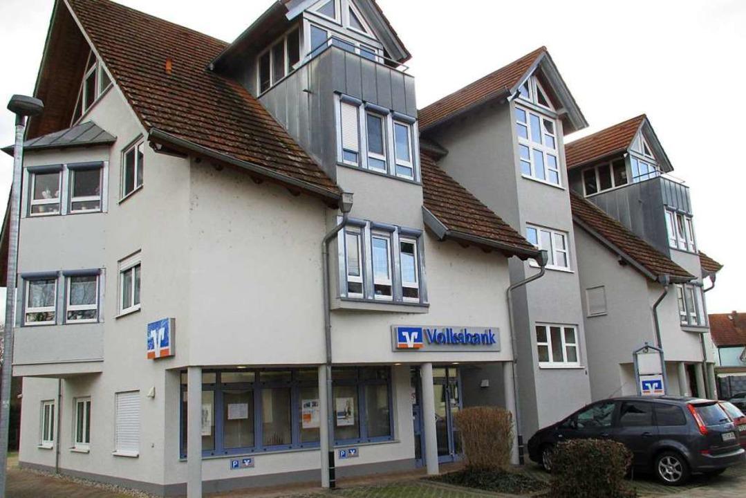 Die Gewerberäume sollen in Absprache mit der Gemeinde verkauft werden.  | Foto: Mario Schöneberg