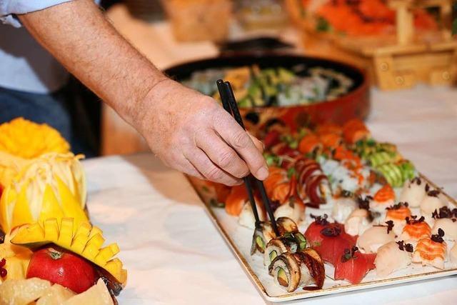 Im Mai Garden in Waldkirch gibt es jetzt asiatische Gerichte und Sushi