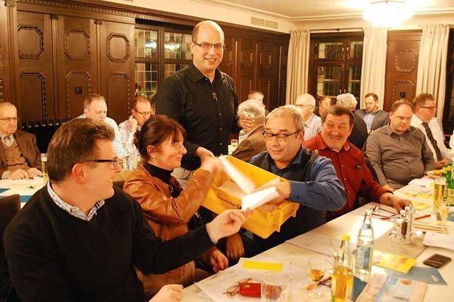 Die FDP peilt acht Sitze im Lörracher Kreistag an