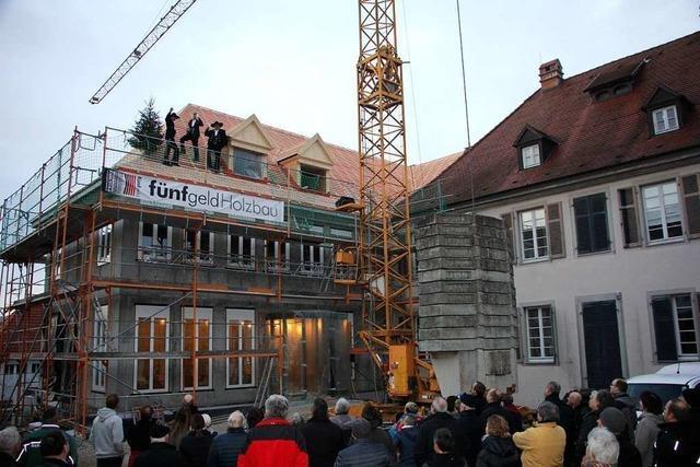 Vogtsburg investiert 3,2 Millionen Euro in den Rathaus-Anbau