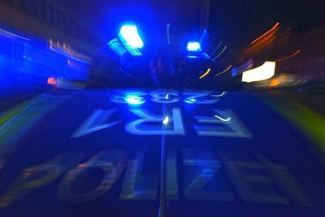 20 000 Euro Schaden – Fahrer übersieht ein Auto