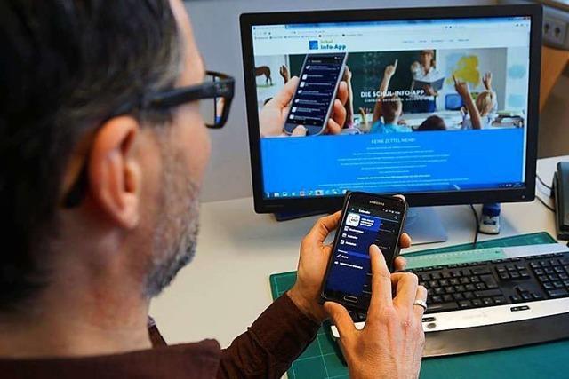 AWO-Schulkindbetreuung in Denzlingen informiert Eltern künftig per App