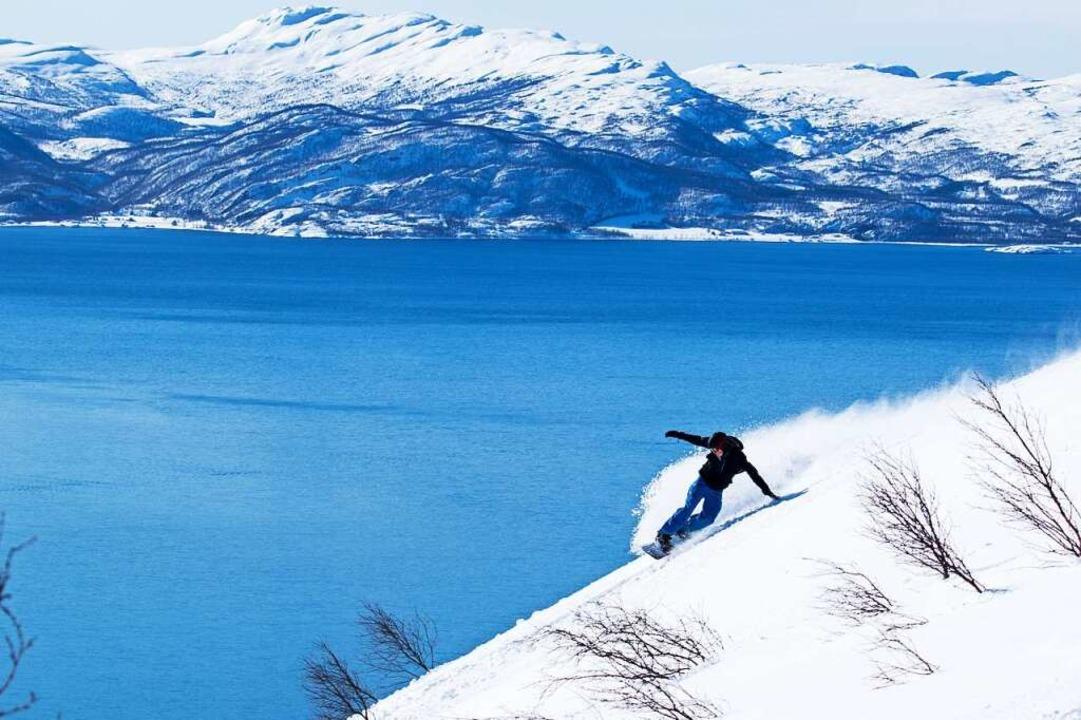 Die Kombination aus Meer, Bergen und S...litboards hinzu, ist sie unschlagbar.   | Foto: Markus Emerich