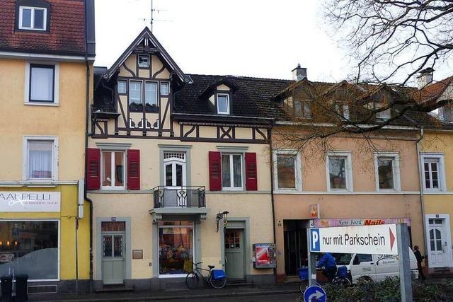 Die Lörracher Bäckerei Paul plant einen Neubau mit fünf Stockwerken