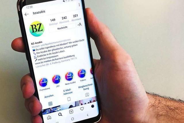 BZ-Azubis @ Social Media