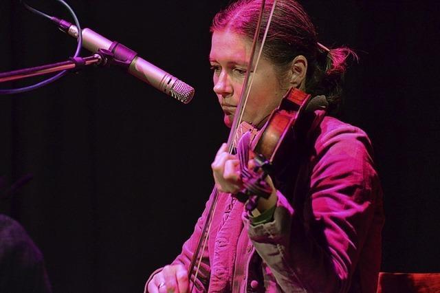 Traditionelle irische Musik mit dem Duo Reel Time in Rheinfelden