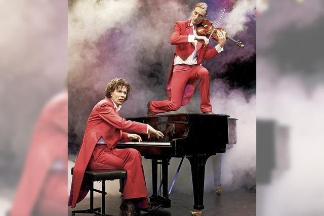Musik, Comedy und Magie aus der Schweiz in Weil am Rhein