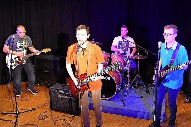 The Darvin Moon Sound feiern ihr Debütalbum