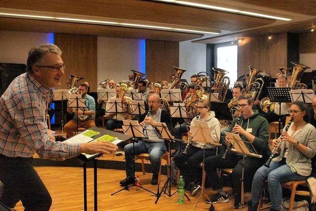 Leiter der Original Egerländer Musikanten gibt Workshop